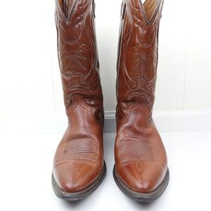 141143f3d18 Dingo Mens Cowboy Boots Brown Pointed Pointy Toe